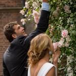 bruidspaarrose